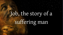 Job, the story of a suffering man : Chapter One